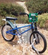 M&L BMX Racing Frames