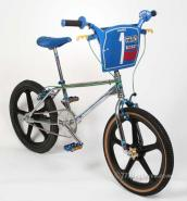 1983 Bob Haro Freestyler BMX Plus replica