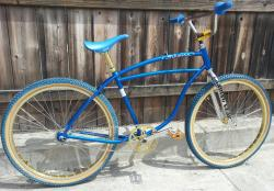 Schwinn 3 bar cruiser