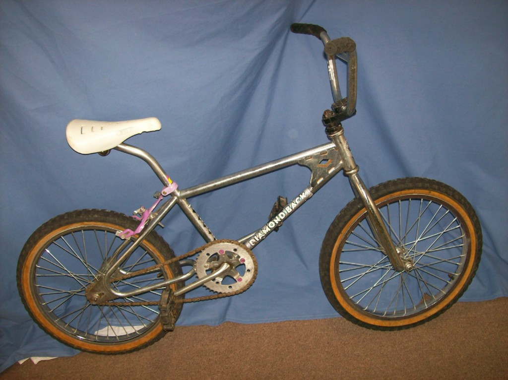 DIAMOND BACK LOOPTAIL - Riding, Research & Collecting - BMX