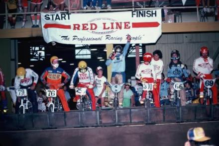 1979abaAmarillonationalLeft to righKevin McNeal, Brent Patterson, Denny Davidow, Stu Thomsen, Greg Hill, PK, & Dave Clinton.jpg